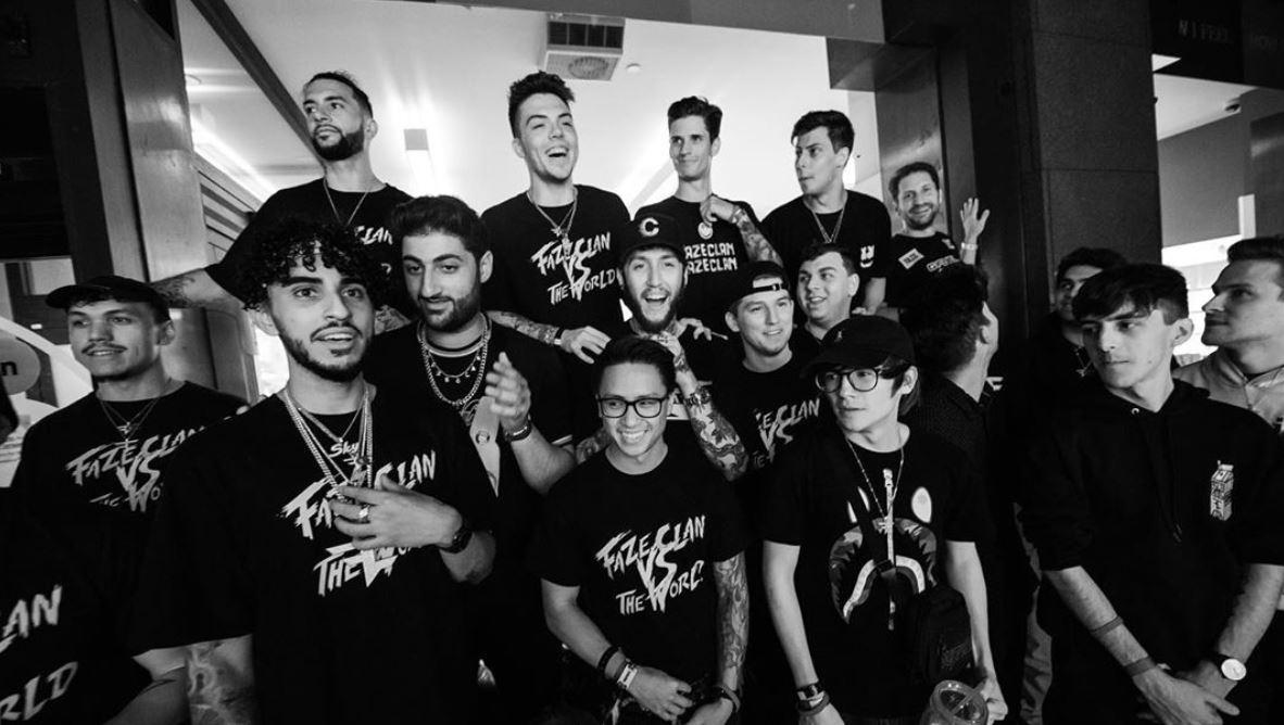 FaZe Clan, Instagram