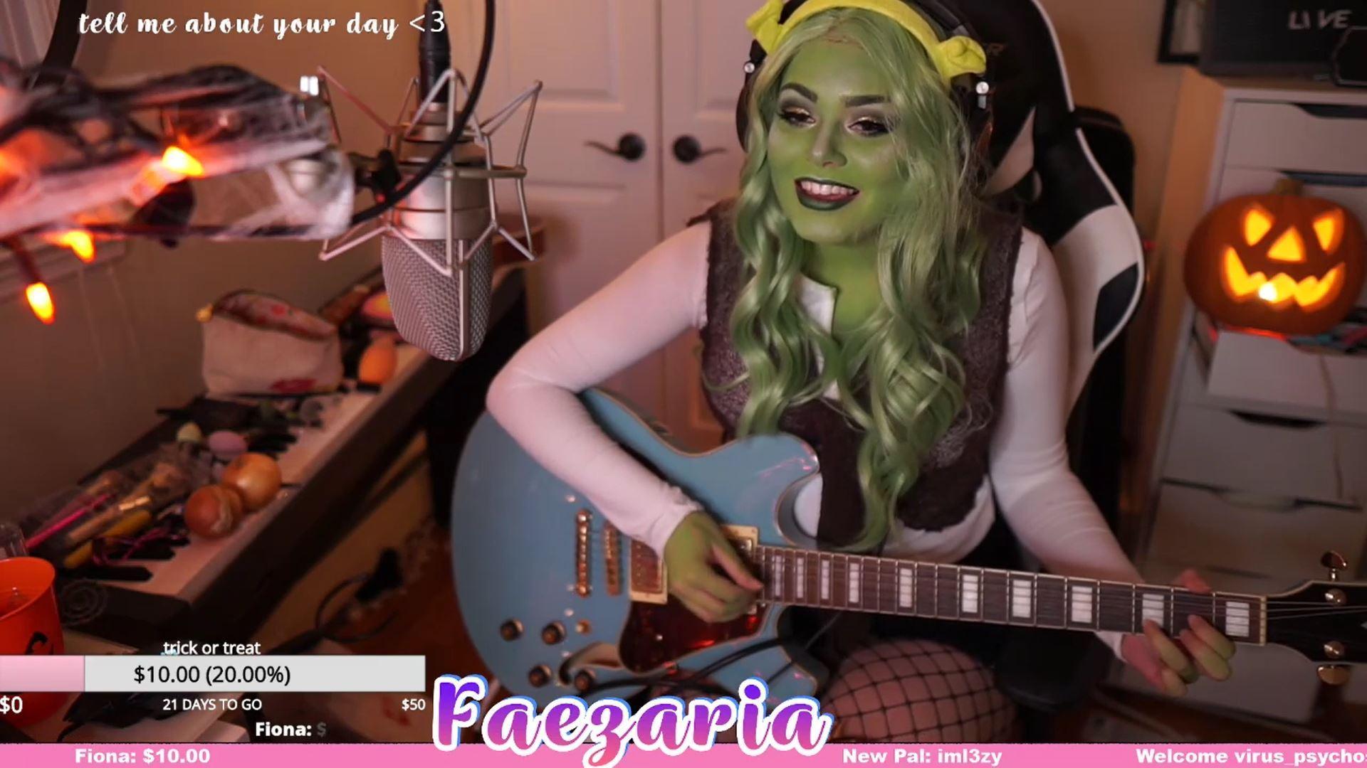 Twitch: Faezaria