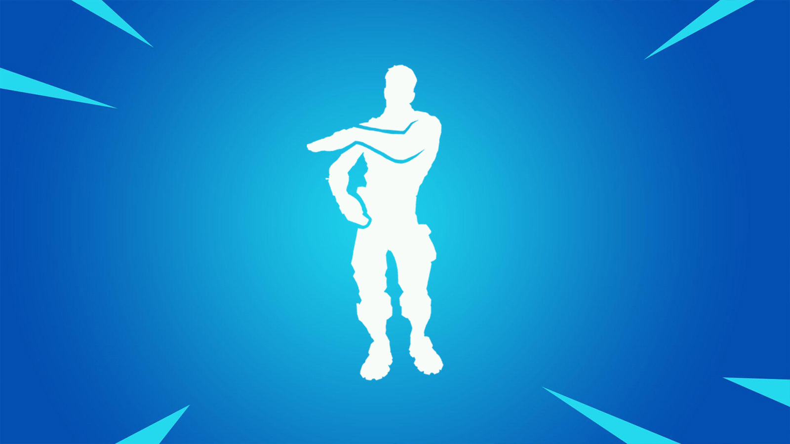 An image of a Fortnite dance move.