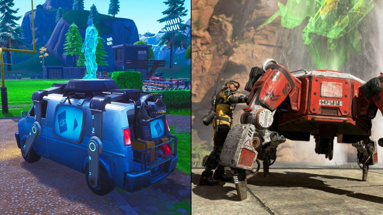 Epic Games/Respawn Entertainment