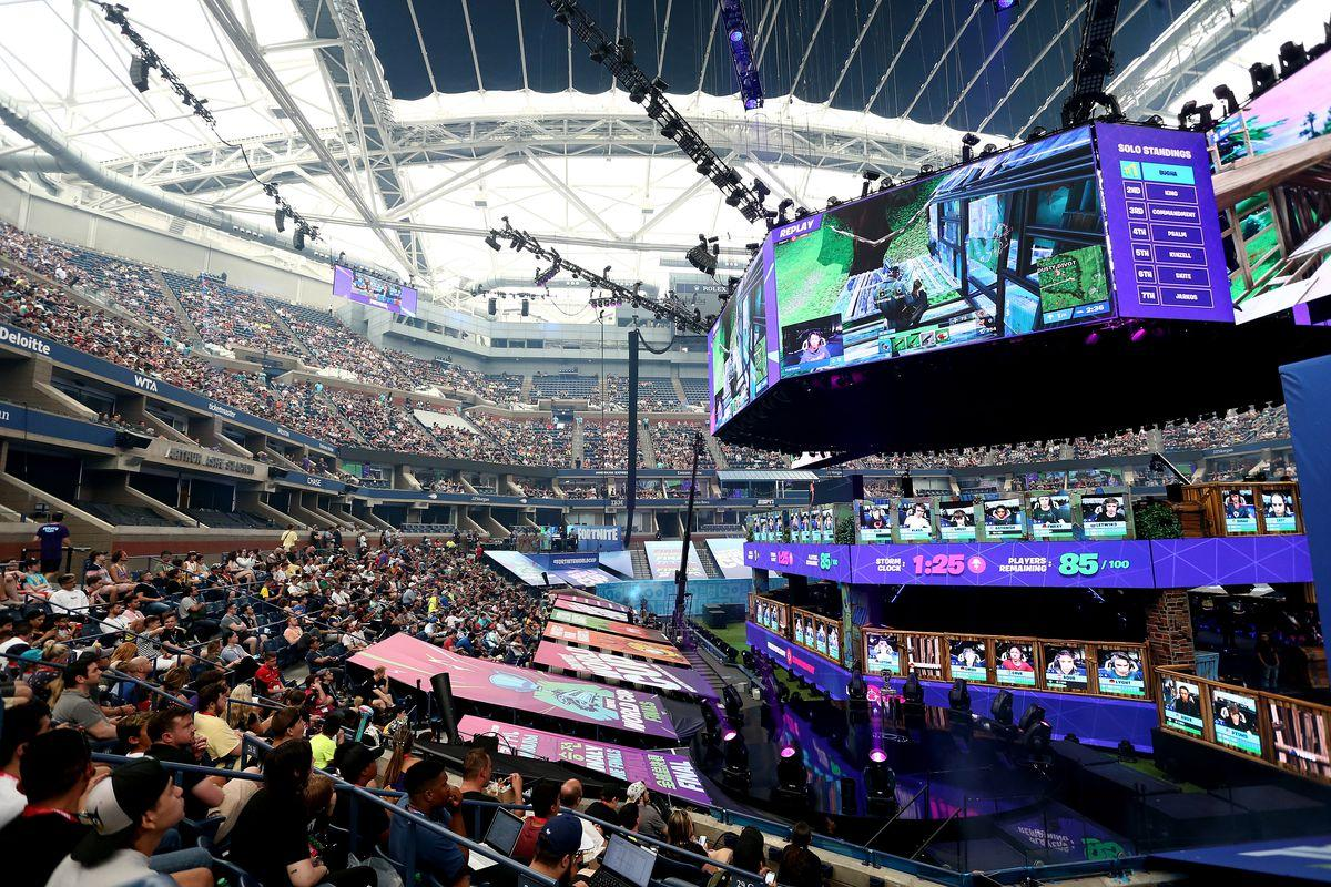 Epic Games - Fortnite World Cup 2019