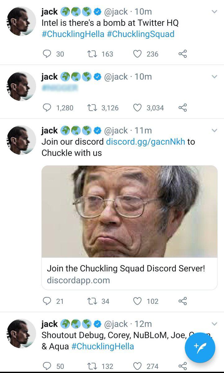 MalwareJake, Twitter