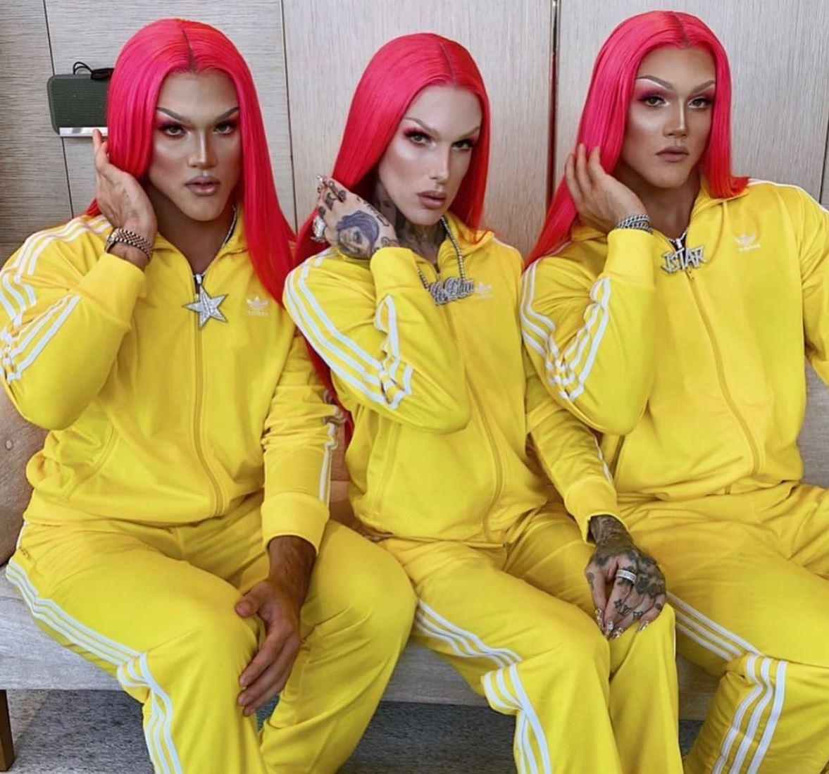 Jeffree Star, Instagram