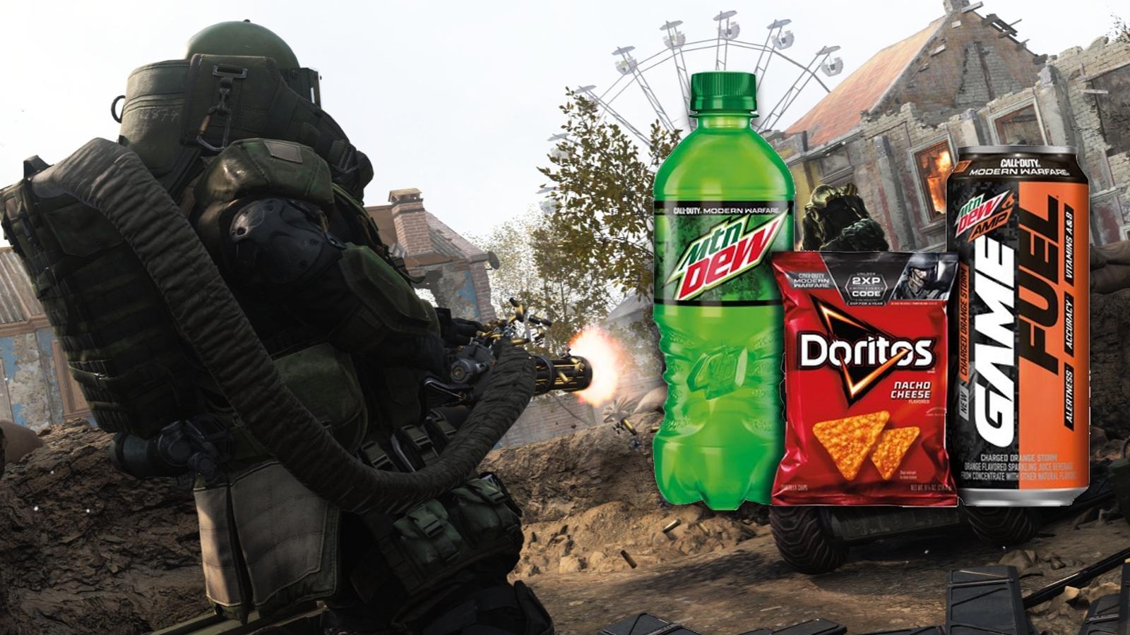 Activision/PepsiCo