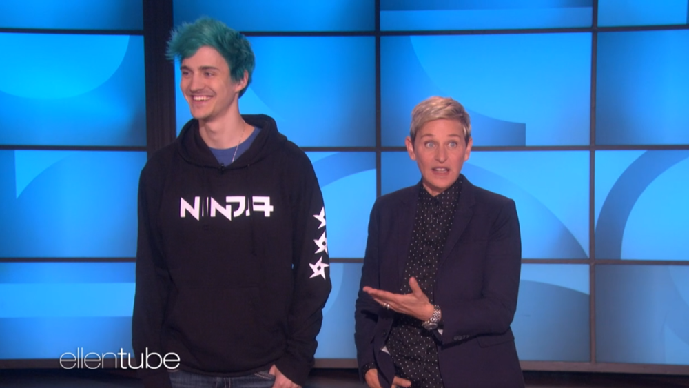The Ellen DeGeneres Show/YouTube