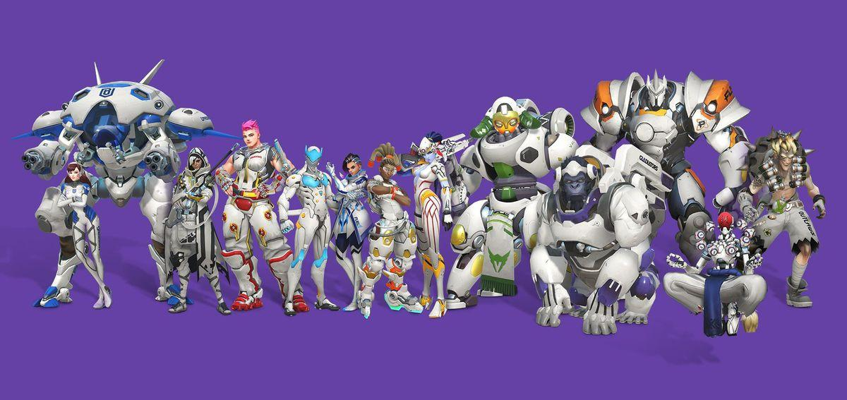 The Overwatch League/Twitch