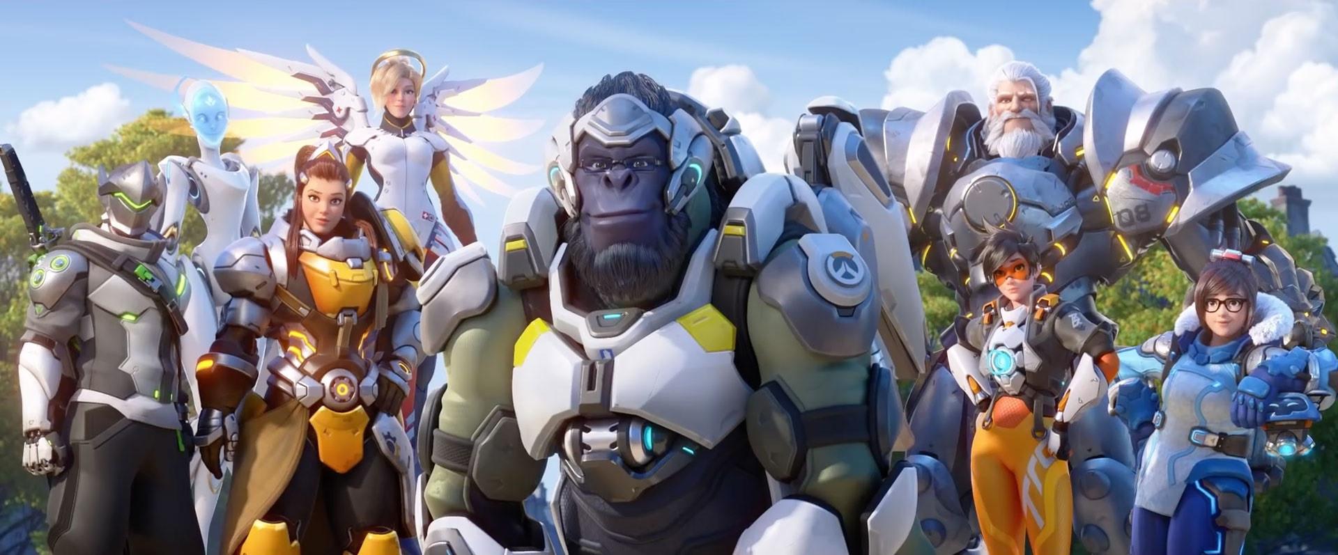Blizzard - Overwatch 2