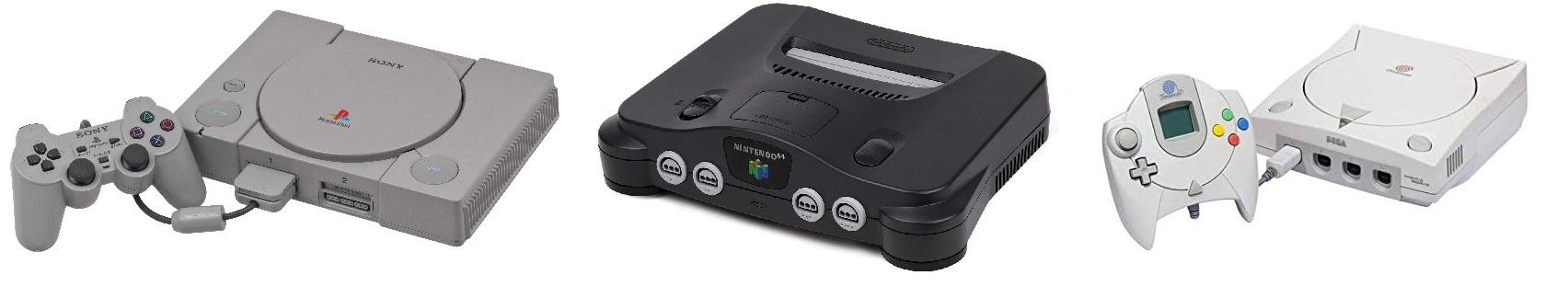 Sony/Nintendo/Sega