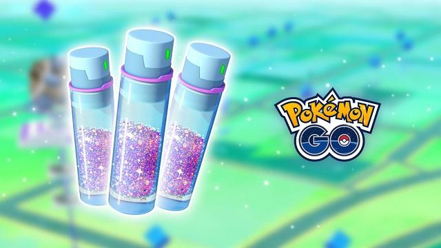Pokemon Go Stardust screen