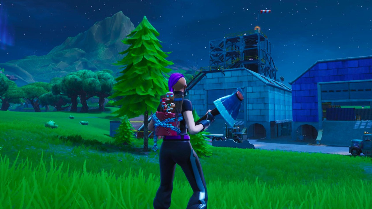 Fortnite screengrab