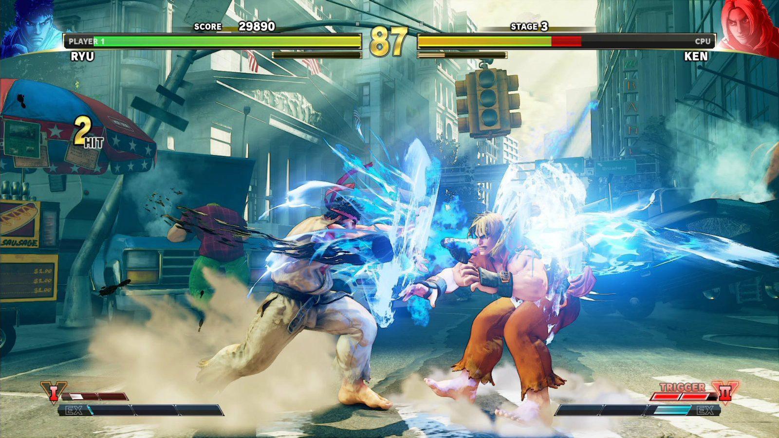 Capcom/Street Fighter