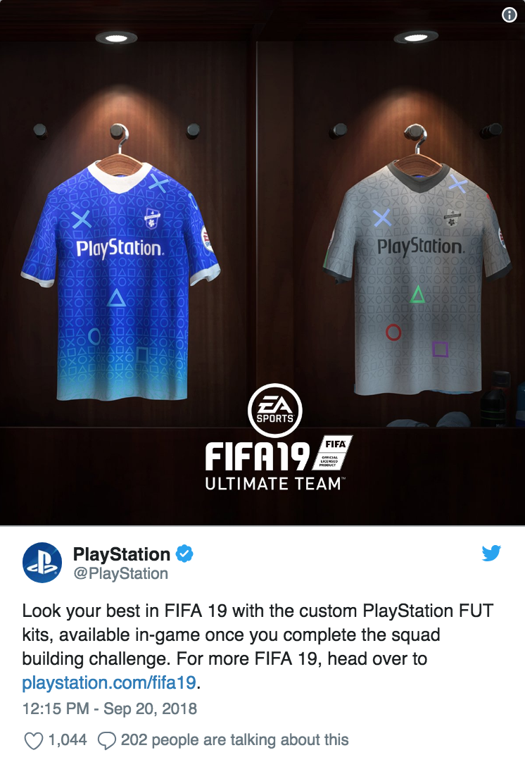 Playstation/Twitter