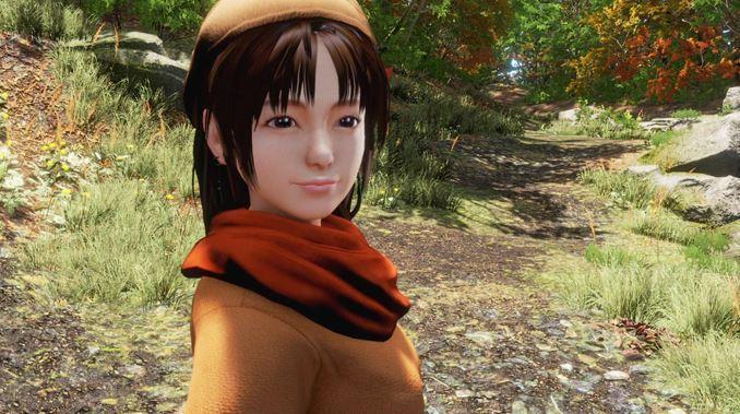 Shenmue 3 Screenshot