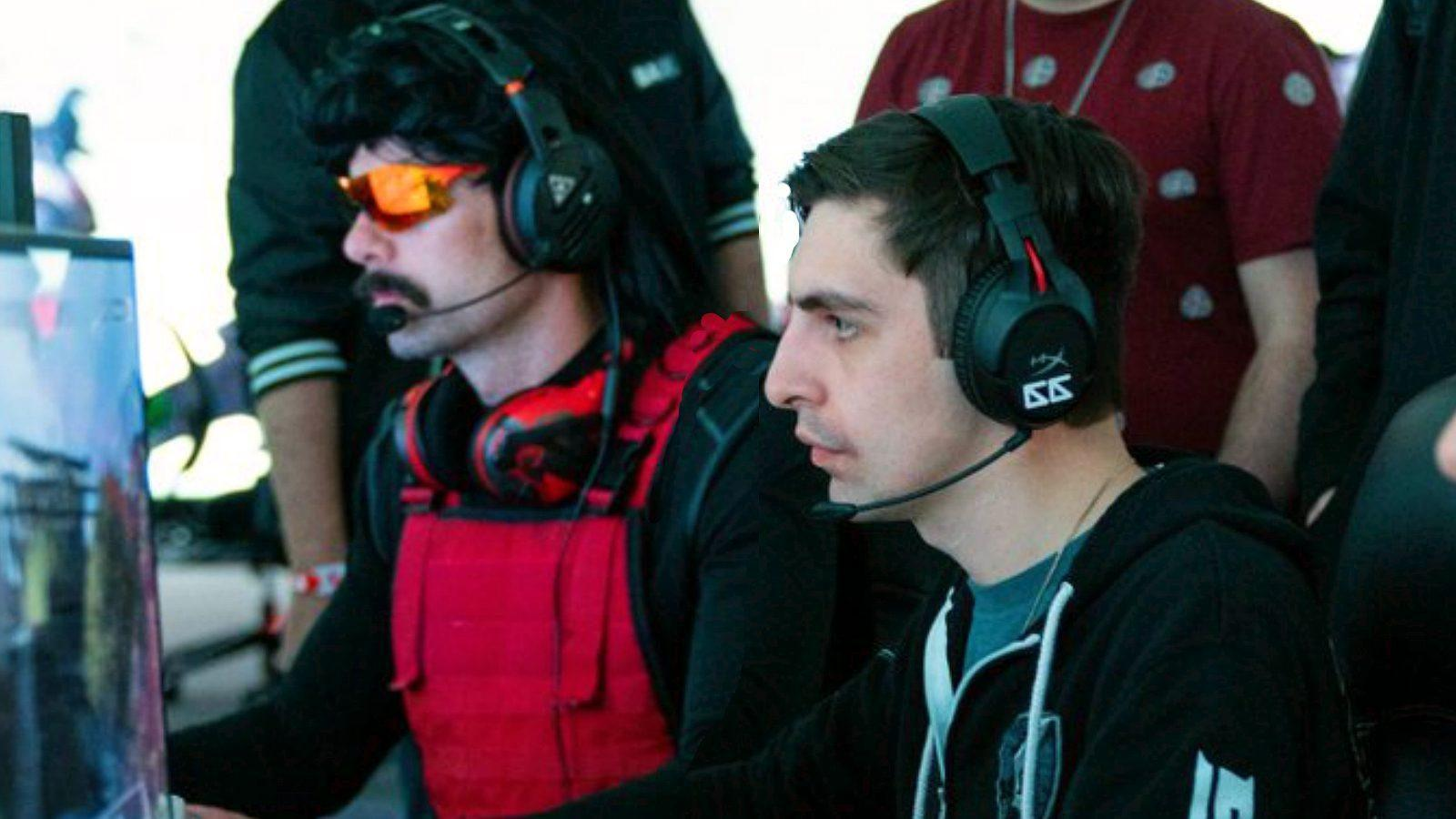 Shroud and Dr Disrespect