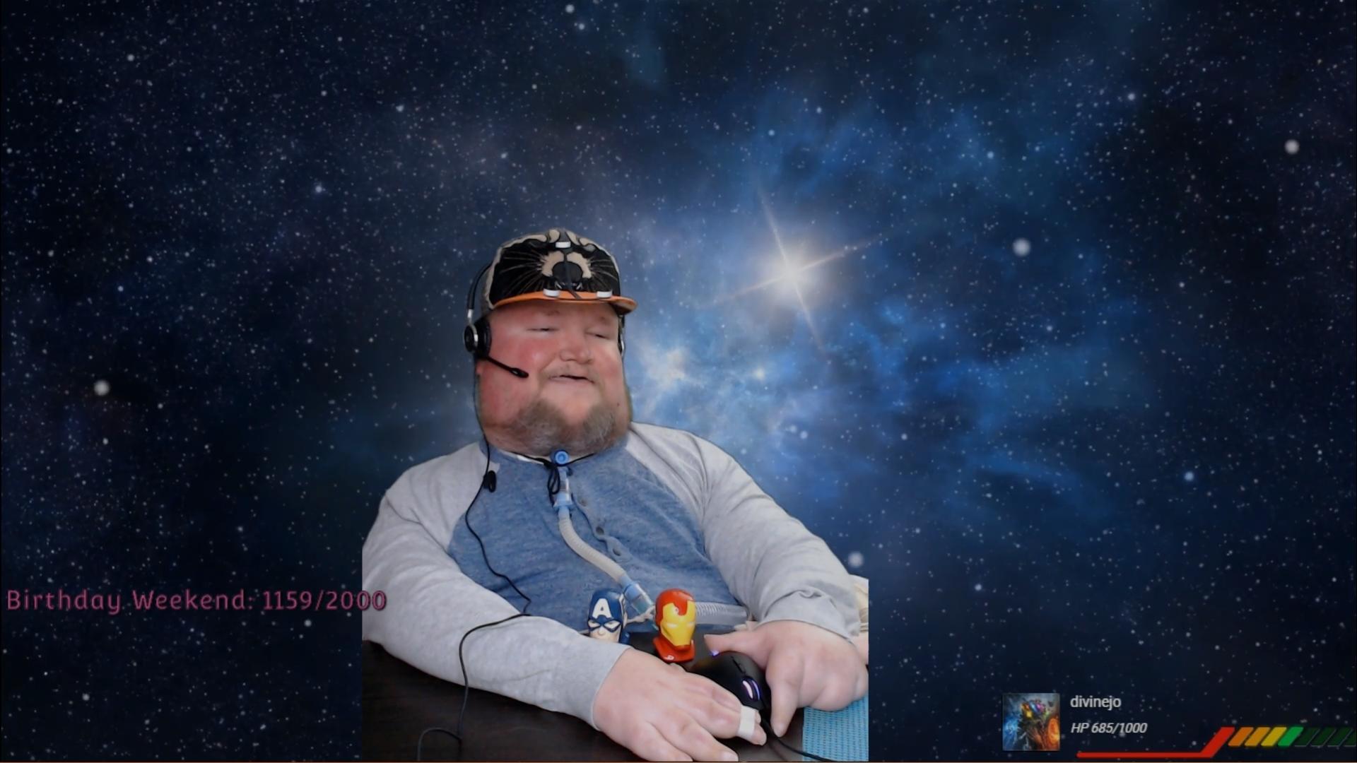 SteveInSpawn Twitch