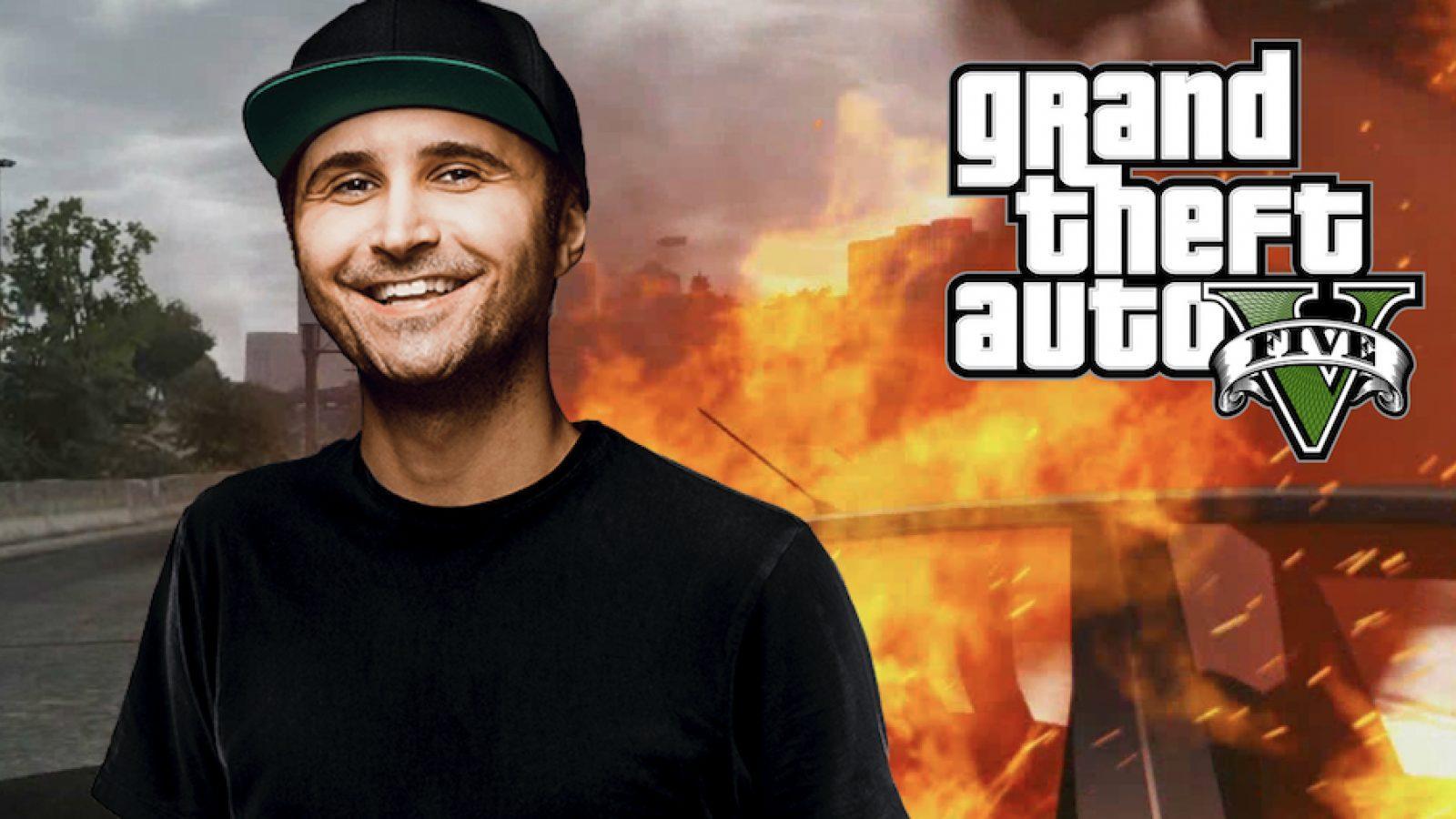 Summit1g / Rockstar Games