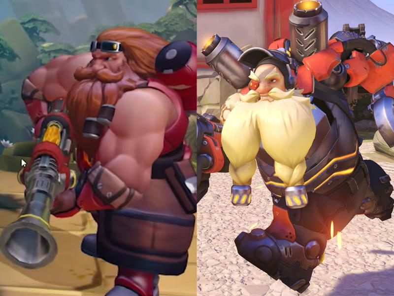 Hi-Rez Studios/Blizzard Entertainment