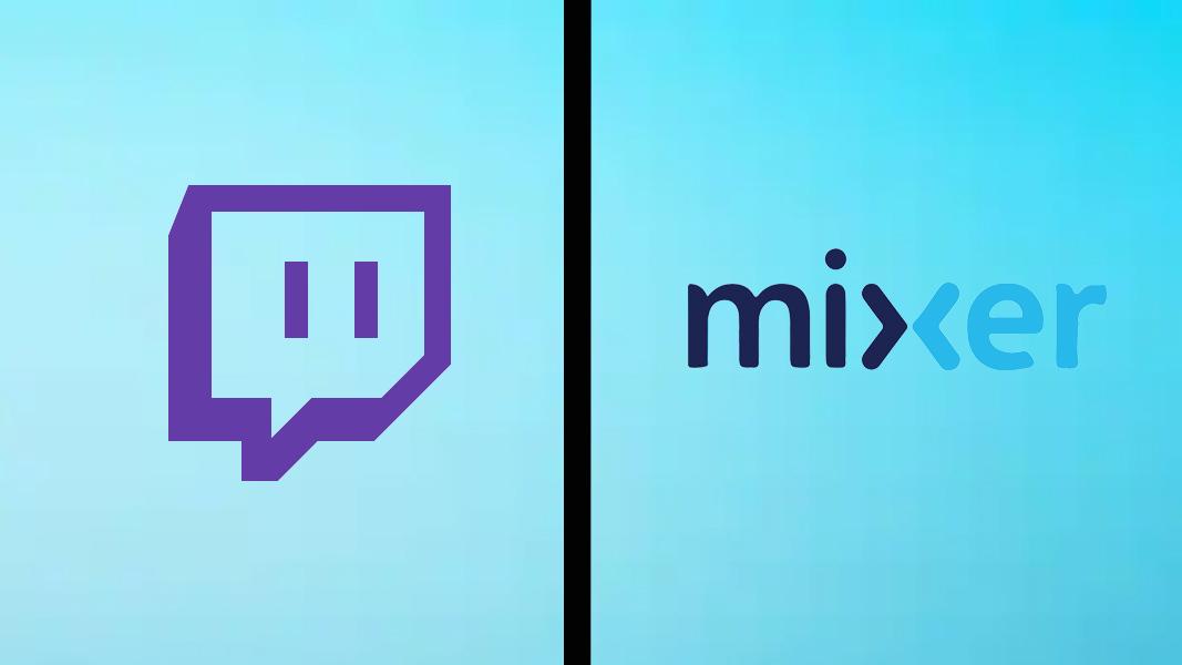 Twitch/Mixer
