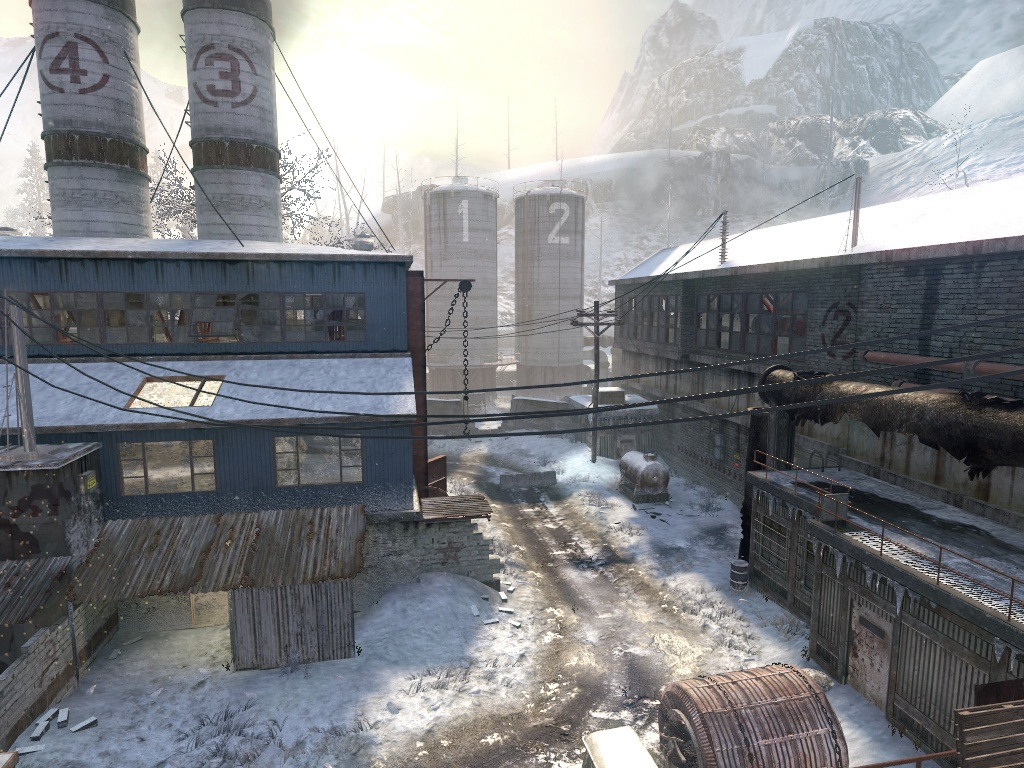 WMD Call of Duty map in Black Ops 4