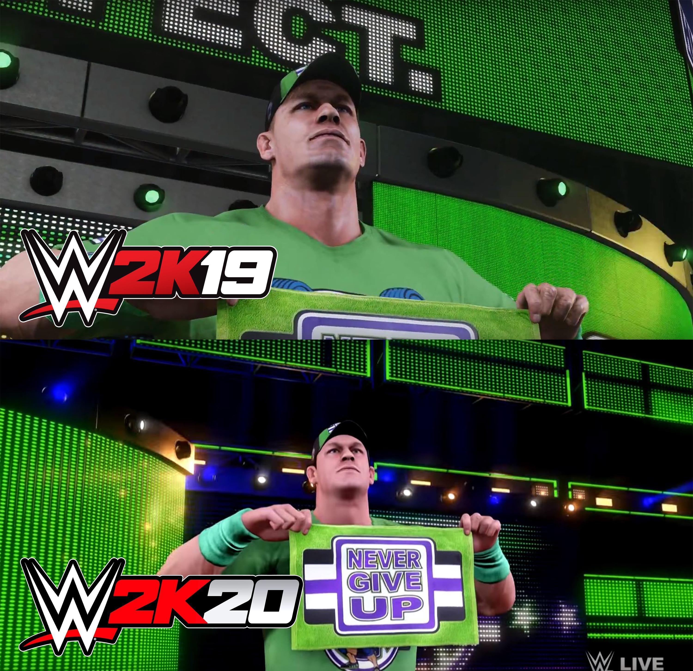 2K Games - WWE 2K20
