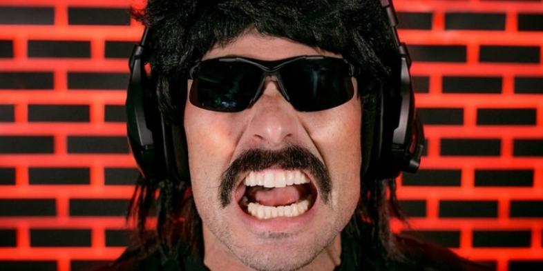 Twitch - DrDisrespect