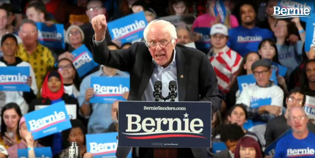 Twitch: Bernie_Sanders