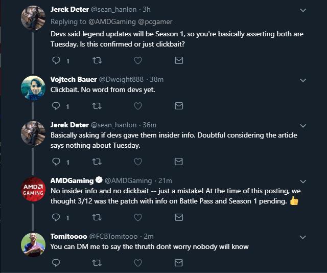 AMD / Twitter