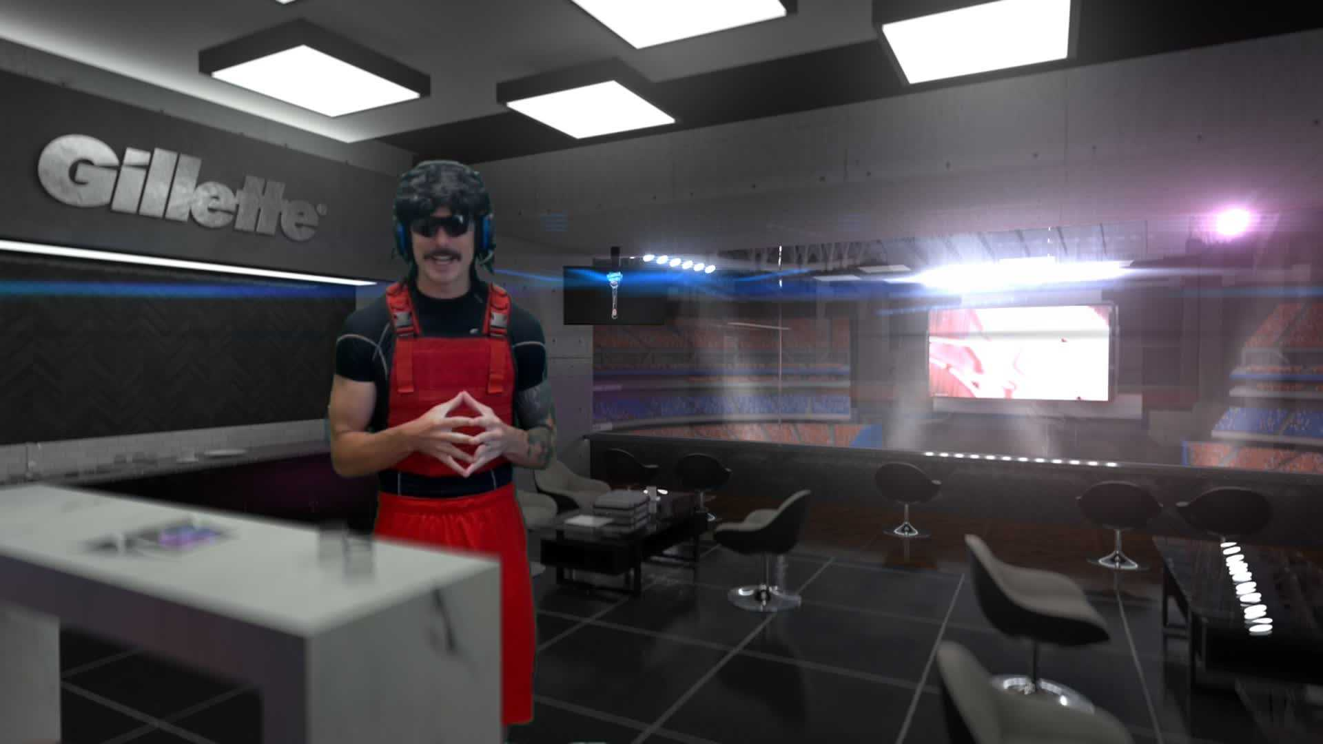 DR Disrespect/ twitch