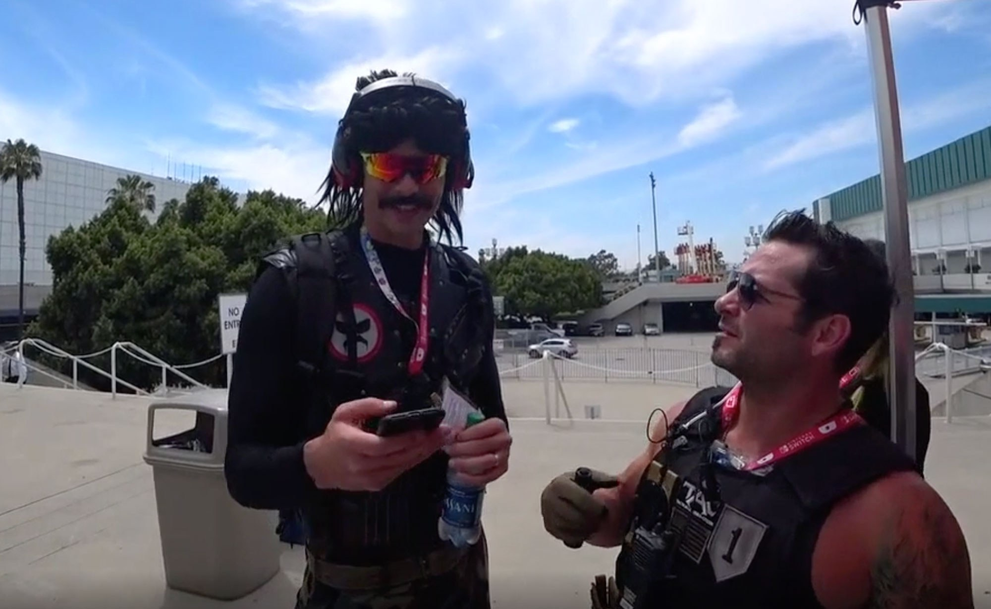 Twitch: Dr Disrespect