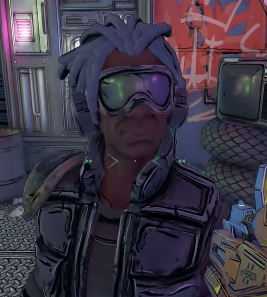 Gearbox Software / 2K Games / YouTube: Glitching Queen
