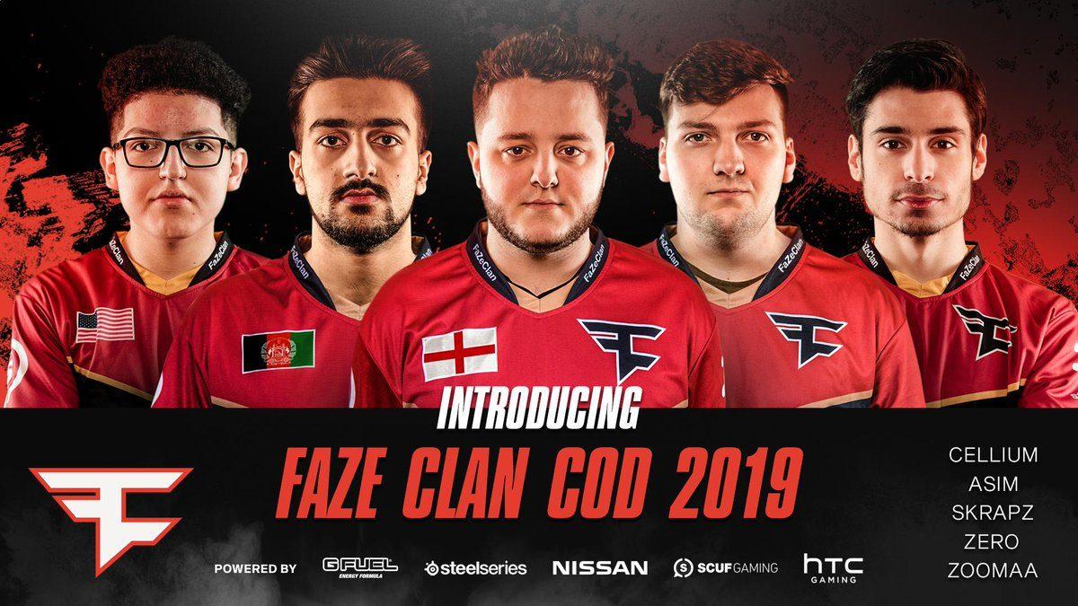 FaZe Clan - Twitter