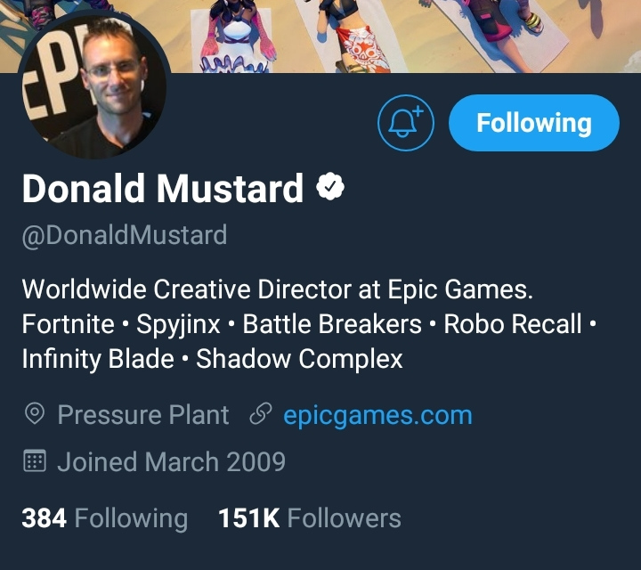 @DonaldMustard Twitter