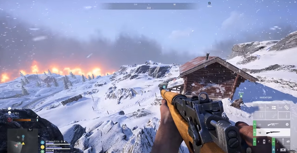 EA games/Flakfire
