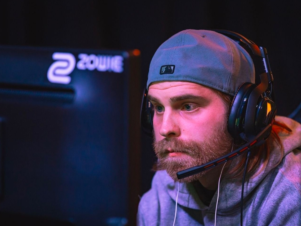 KiLLa competing in Black Ops 4.
