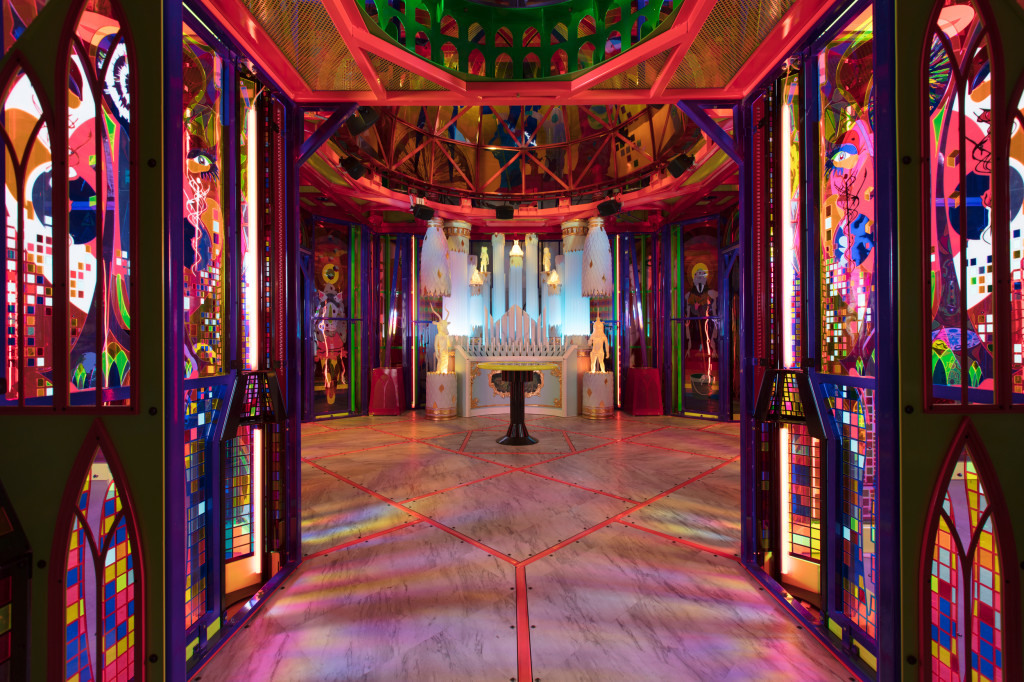 Kate Russell / Meow Wolf