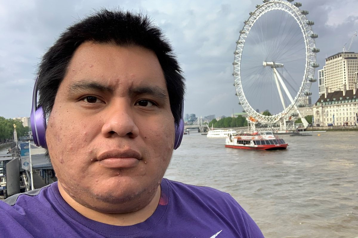 Mexican Andy, Twitter