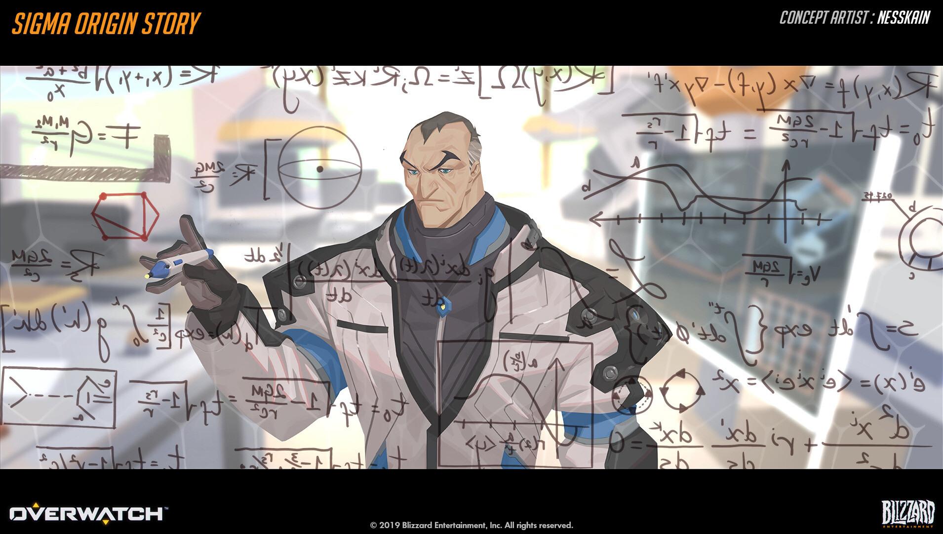 Nesskain/Blizzard Entertainment