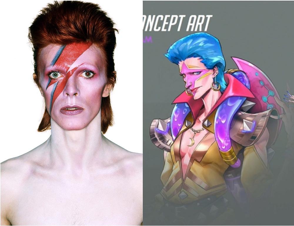 David Bowie / Blizzard Entertainment