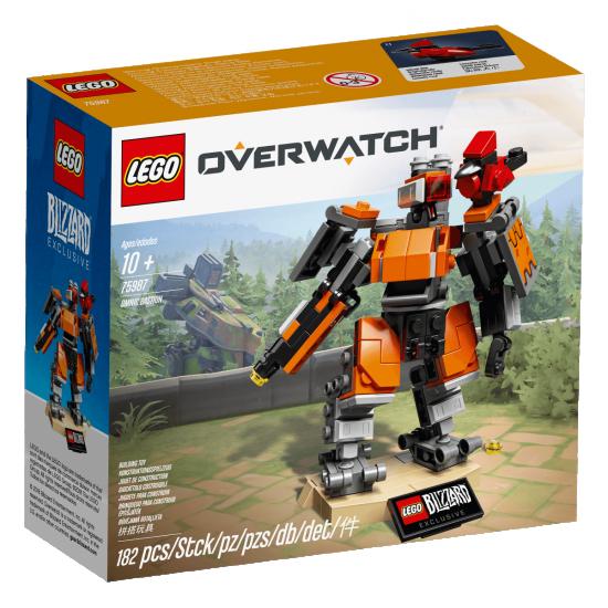 Blizzard Entertainment/LEGO