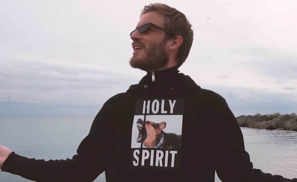 YouTube: PewDiePie