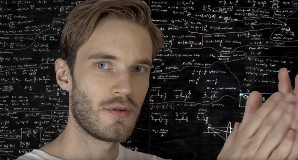 YouTube: PewDiePie