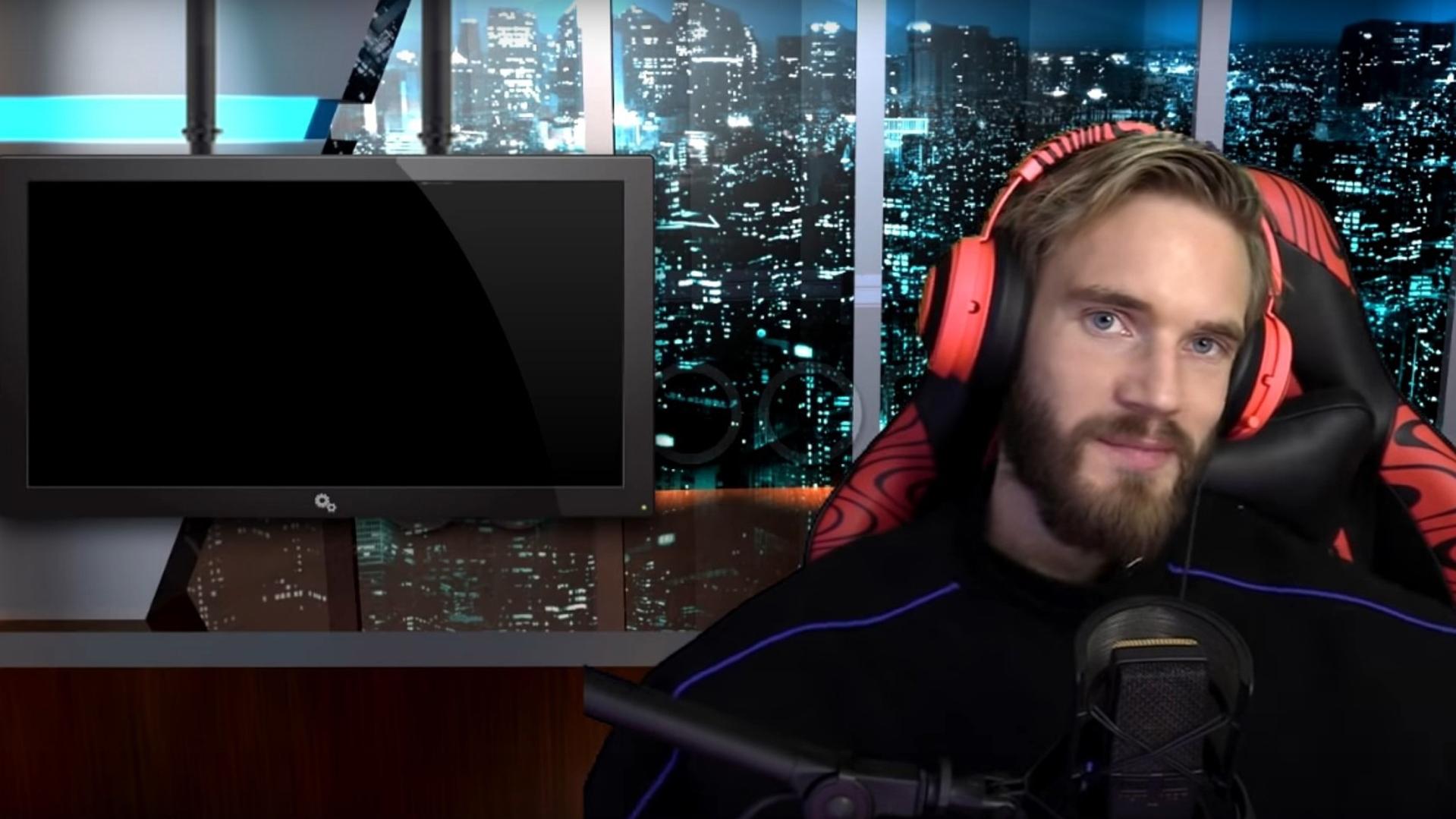 PewDiePie, YouTube