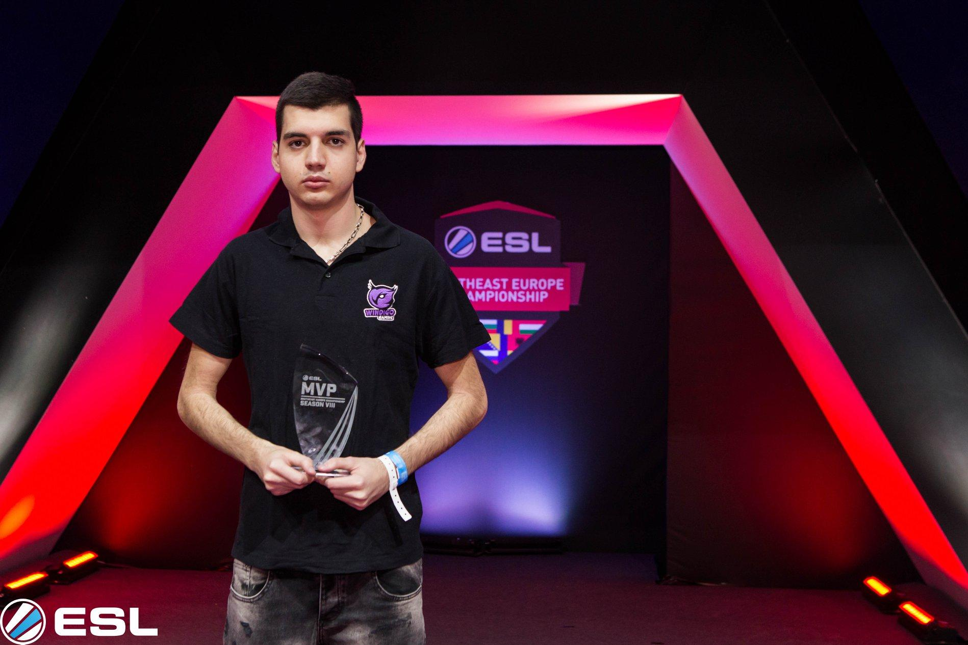ESL SOUTHEAST EUROPE CHAMPIONSHIP