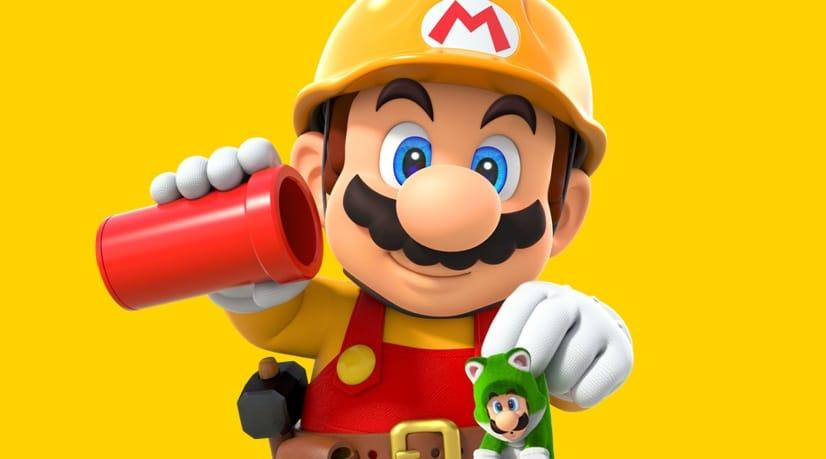 Nintendo - Super Mario Maker