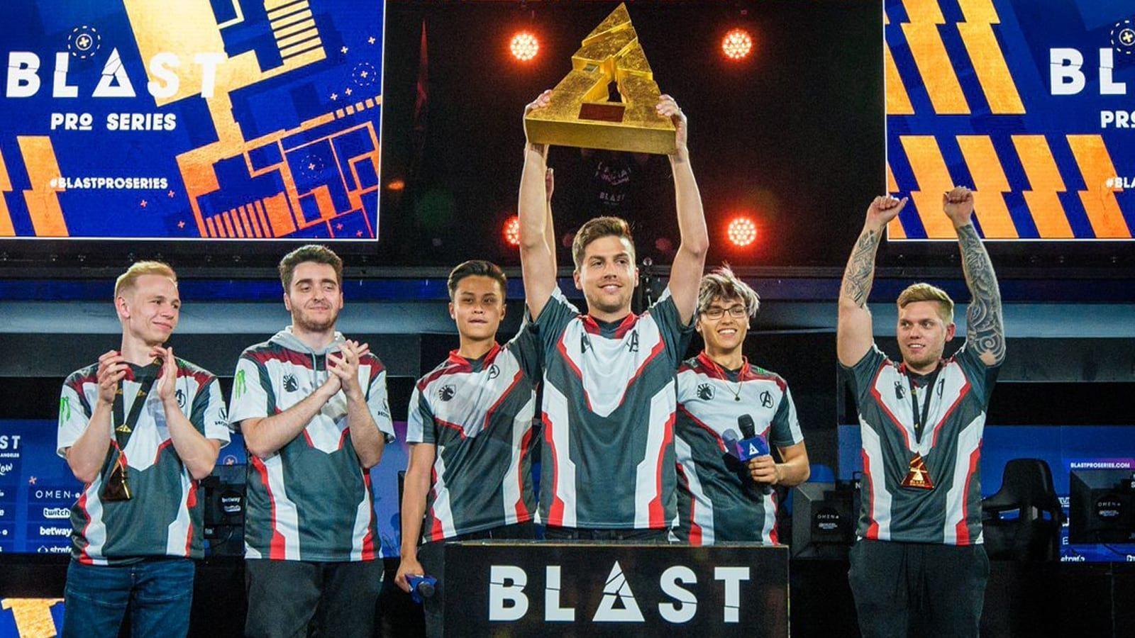 BLAST Pro Series - Los Angeles