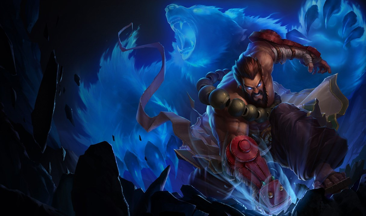 Oft-forgotten jungler Udyr was a shock addition in League patch 11.3's buff list.