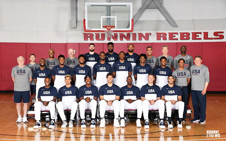 USA Basketball Twitter