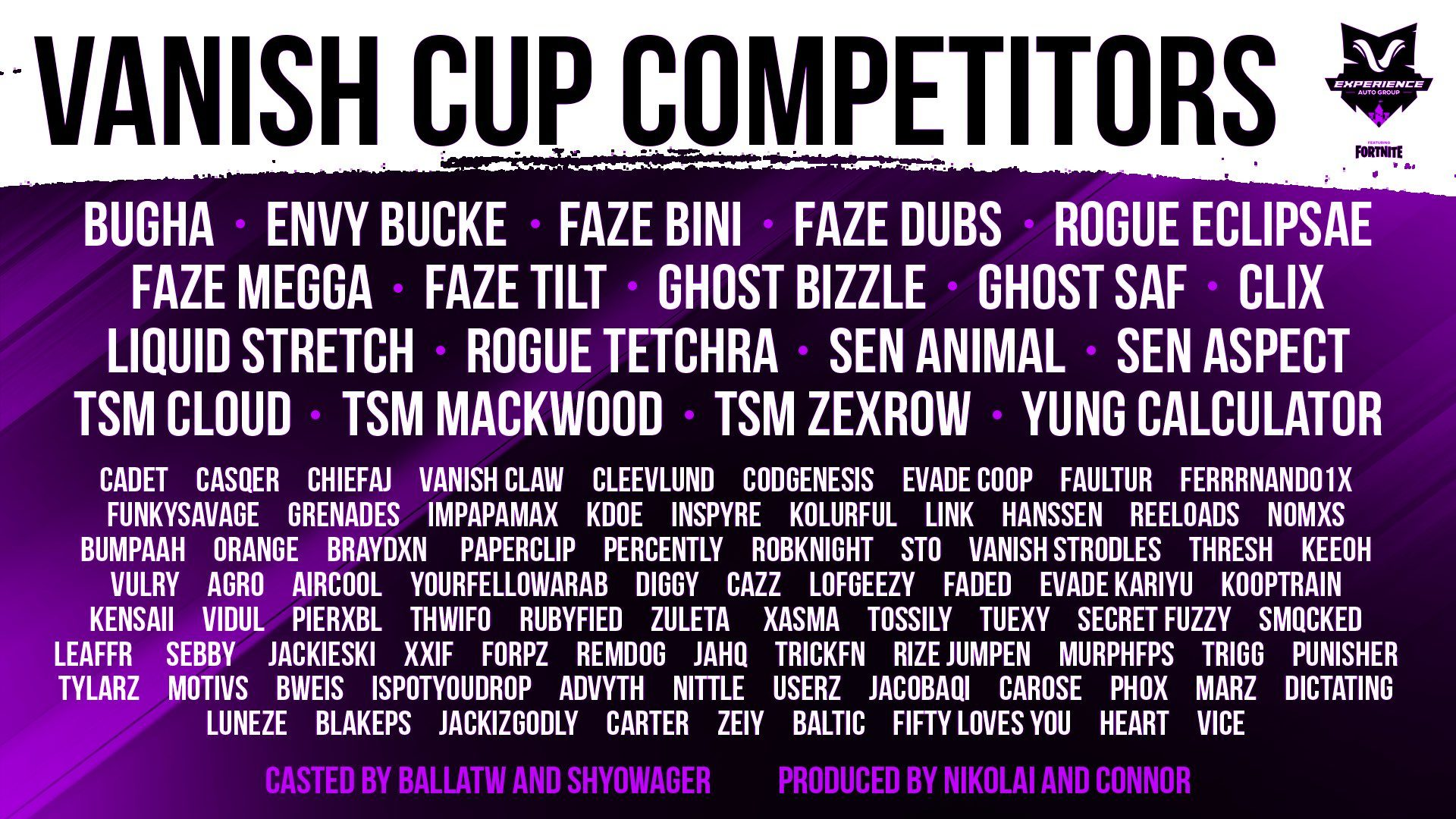 Vanish Cup