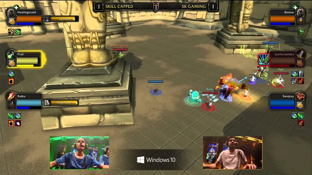 World of Warcraft, YouTube
