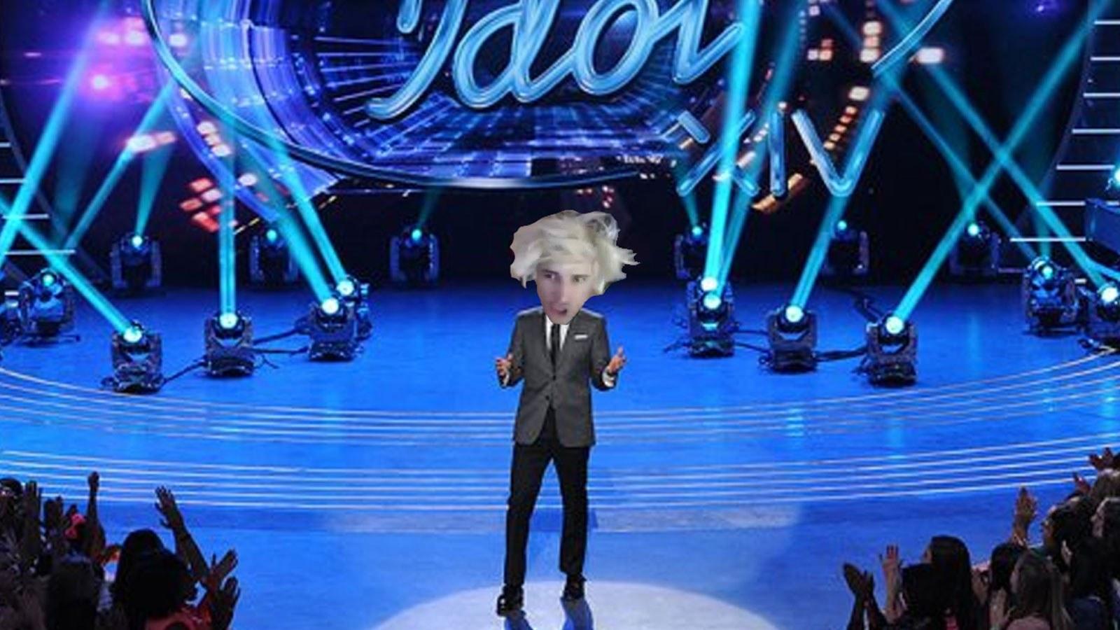 American Idol / Twitch: xQcOW